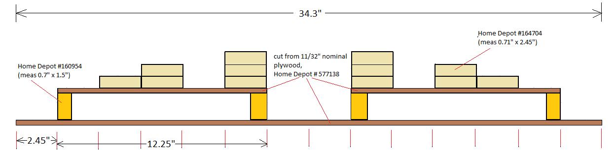 Depot Diffuser construction
